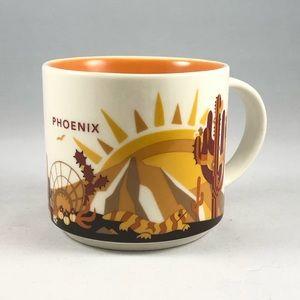 """Phoenix Starbucks """"You Are Here"""" Series Mug"""